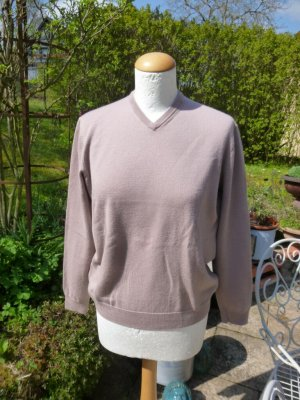 Nude M e r i n o Wolle Pullover Gr. M NEU
