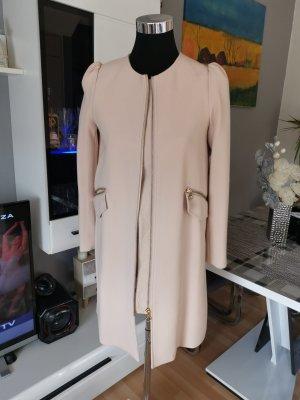 H&M Short Coat nude-beige