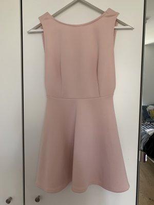 Nude Rose Mini Kleid
