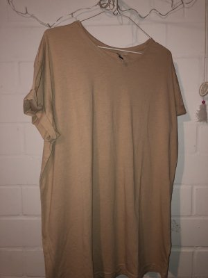 H&M Oversized shirt beige