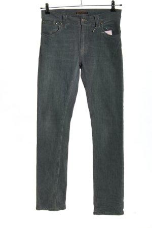 Nudie jeans High Waist Jeans light grey casual look