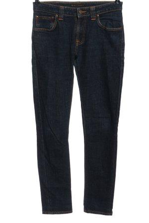 Nudie jeans High Waist Jeans blue casual look