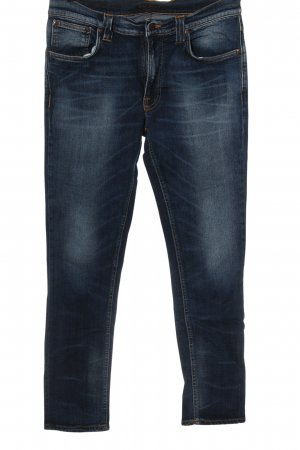 Nudie jeans Low Rise Jeans blue casual look