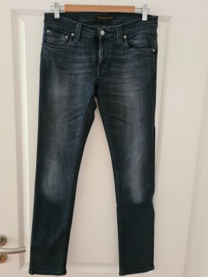 Nudie jeans Slim Jeans dark blue