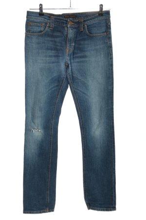 Nudie jeans Slim Jeans blue casual look