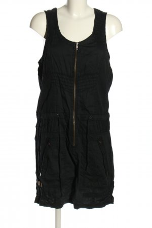nü by staff-woman Cargo Dress black casual look