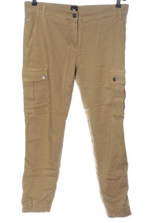 NÜ Denmark Pantalone cargo marrone stile casual