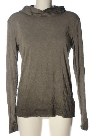 NÜ Denmark Koszulka z kapturem jasnoszary Melanżowy W stylu casual