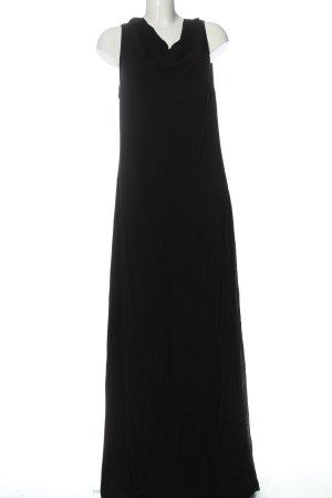 NÜ Denmark Midikleid schwarz extravaganter Stil