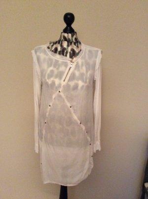NÜ Denmark Camicia a tunica bianco