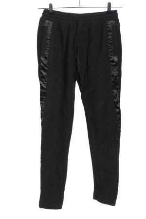NÜ Denmark Pantalón deportivo negro look casual