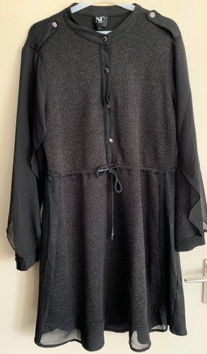 NÜ Denmark Vestito di lana nero