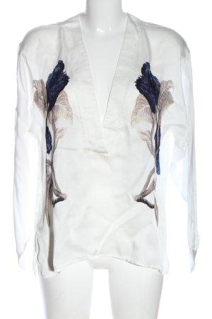 nü Langarm-Bluse
