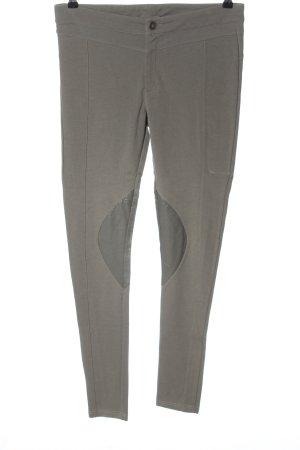 nü Legging gris clair style décontracté