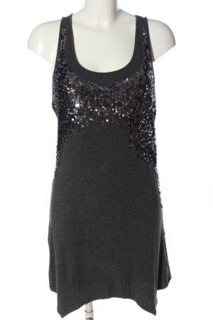 Nümph A Line Dress black flecked elegant
