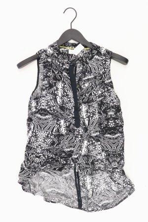 Nümph Ärmellose Bluse Größe 36 schwarz