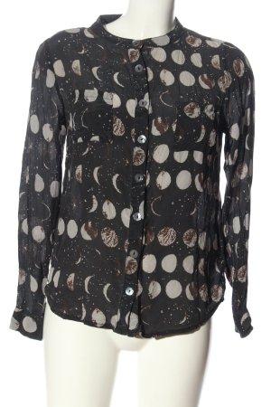 Nümph Shirt Blouse allover print casual look