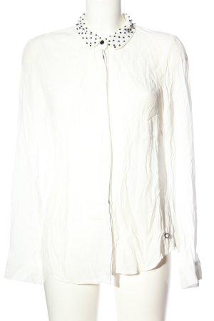 Nümph Hemd-Bluse weiß Elegant