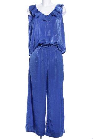 Nümph Jumpsuit blau Elegant