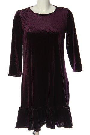 Nümph Longsleeve Dress lilac flecked casual look