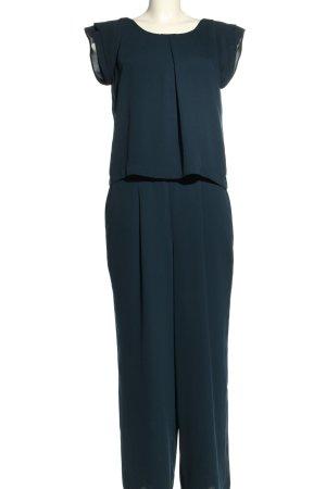 Nümph Langer Jumpsuit blu elegante