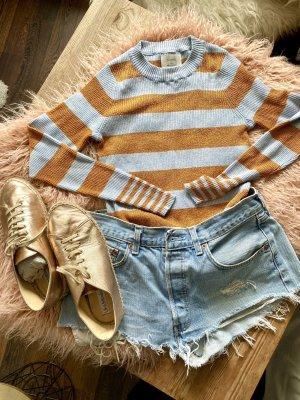 Nümph Crewneck Sweater multicolored viscose