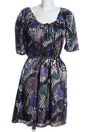 Nümph Mini Dress allover print casual look