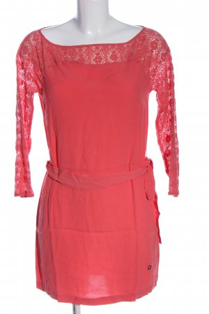 Nümph Mini Dress pink casual look