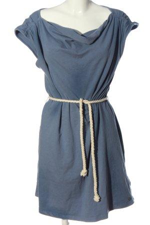 Nümph Minikleid blau Casual-Look