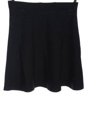 Nümph Minigonna nero stile casual