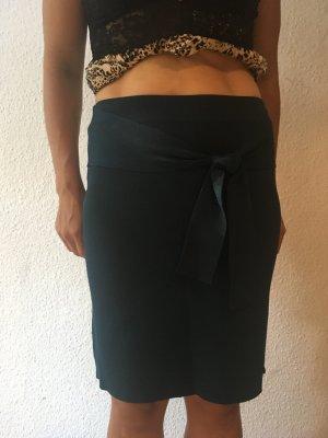 Nümph Stretch Skirt steel blue