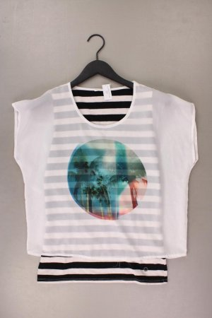 Nümph Shirt Größe S weiß aus Baumwolle