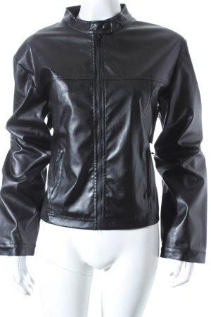Nuevo jacke schwarz klassischer Stil