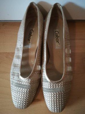 Nur 2x getragen: GABOR LADY Schuhe, Gr. 40, Bequem