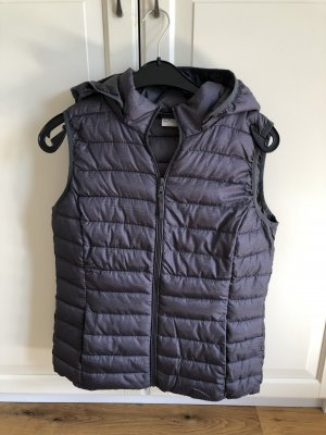 Blue Motion Quilted Gilet multicolored polyester