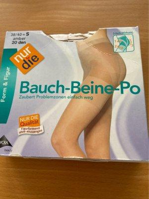Nur Die Bauch-Beine-Po Strumpfhose in S