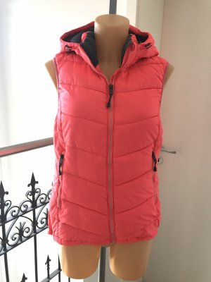 H&M Sport Quilted Gilet multicolored polyester