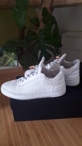 nur wenige Male getragene FILLING PIECES Sneaker