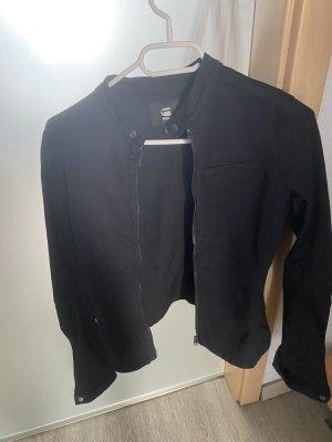 Nuson Jacke in schwarz