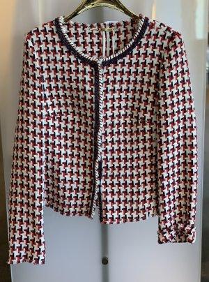 NVSCO Tweed blazer veelkleurig