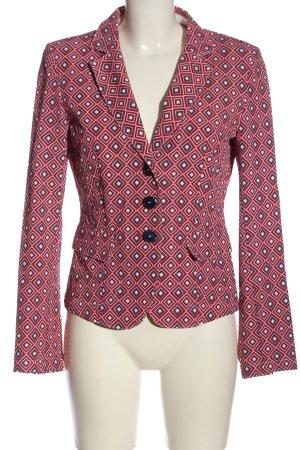 NVSCO Korte blazer volledige print elegant