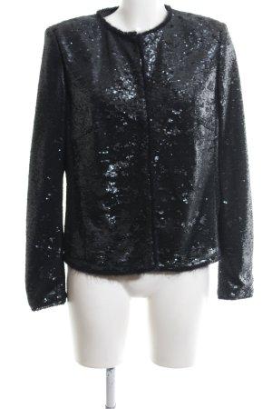 NVSCO Kurzjacke schwarz Elegant