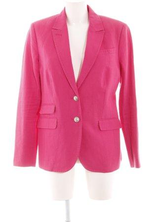 NVSCO Long-Blazer pink Business-Look