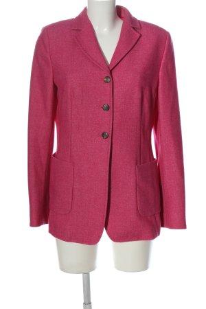 NVSCO Lange blazer roze casual uitstraling