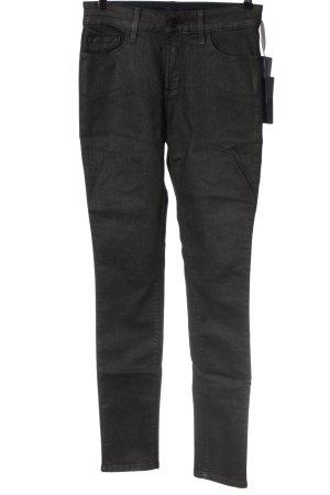 NxD Pantalon cigarette gris clair style décontracté