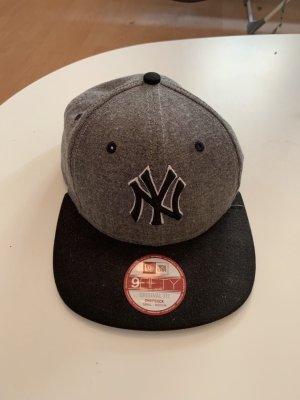 New Era Casquette de baseball noir-gris