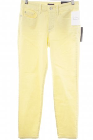 NYDJ 7/8 Jeans blassgelb Casual-Look