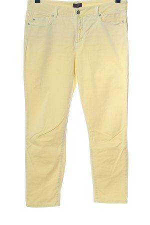 NYDJ Five-Pocket-Hose creme Casual-Look