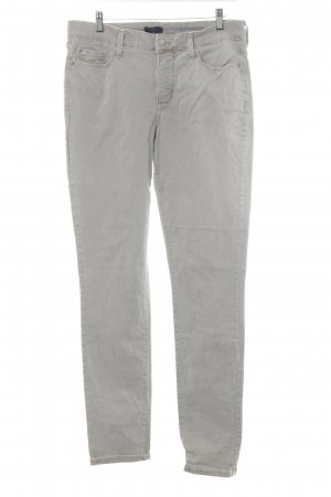 NYDJ Five-Pocket-Hose hellgrau Casual-Look