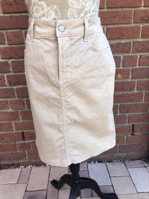 NYDJ Jeans-Stretch-Rock Gr. 6 / 36, beige, NEU
